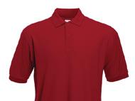 100% Baumwoll Polo-Shirt Premium