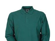 Premium Longsleeve Polo-Shirt