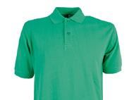 Polo Shirt aus 100% Baumwollpiqué